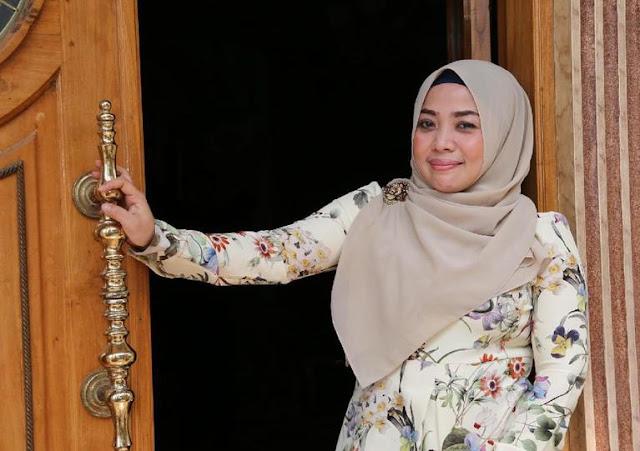 Khairil Anwar Disebut Ngebet Nikahi Muzdhalifah Si Janda Kaya
