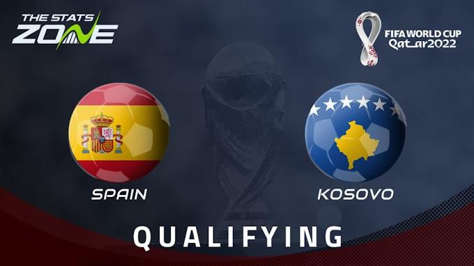 مشاهدة مباراة اسبانيا و كوسوفو بث مباشر