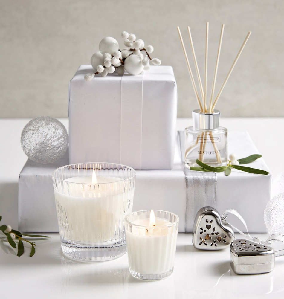 The White Company Mistletoe Fragrance