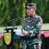 Pangdam Hasanuddin Buka Lomba Tembak dan Panco Antar Satuan