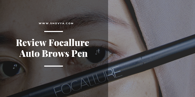 Review Focallure Auto Brows Pen - Shade 02