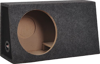 Samsung Car Subwoofer Boxes & Enclosures