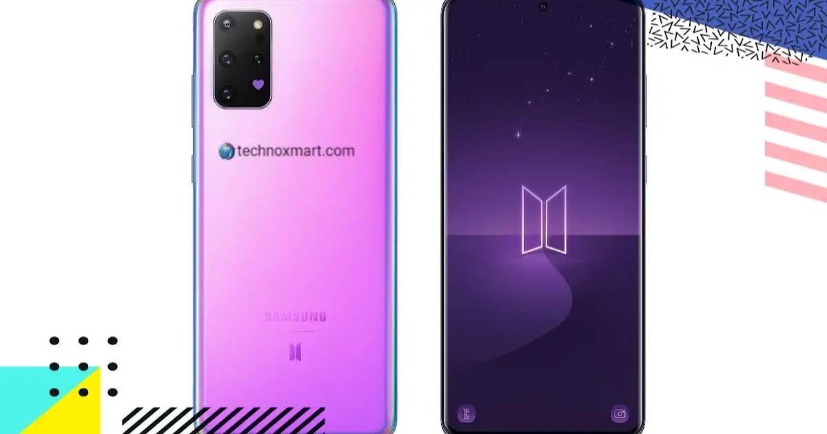 Samsung Galaxy S20+, Galaxy Buds+ BTS Editions Launched: Know Price, Specs Here - TECHNOXMART