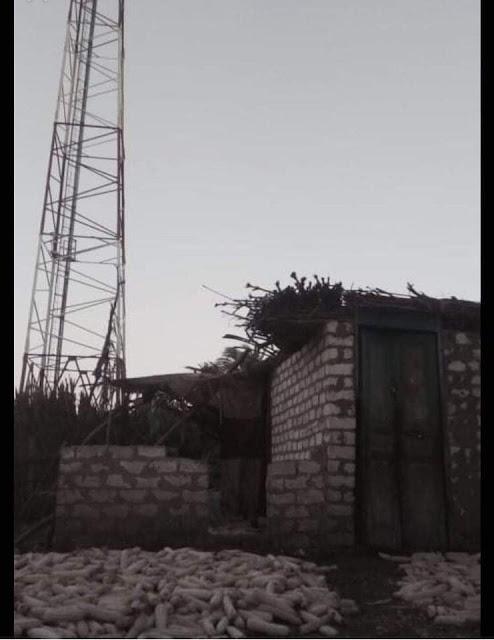 أبراج الاتصالات تهدد حياة المواطنين بنجع عمران الفراسية بساقلته في سوهاج