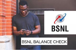 Bsnl Balance Check Kaise Kare