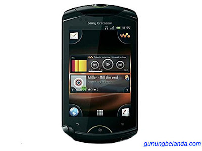 Cara Flashing Sony Ericsson Live with walkman WT19a