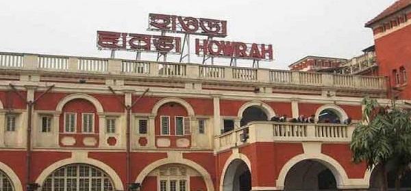 HWH/Howrah Junction to NDLS/New Delhi  - Delhi -Anand Vihar -Train Time Table
