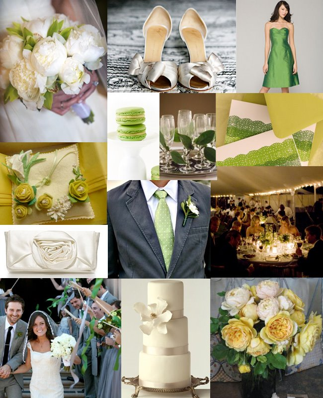 Black And Yellow Wedding Flowers