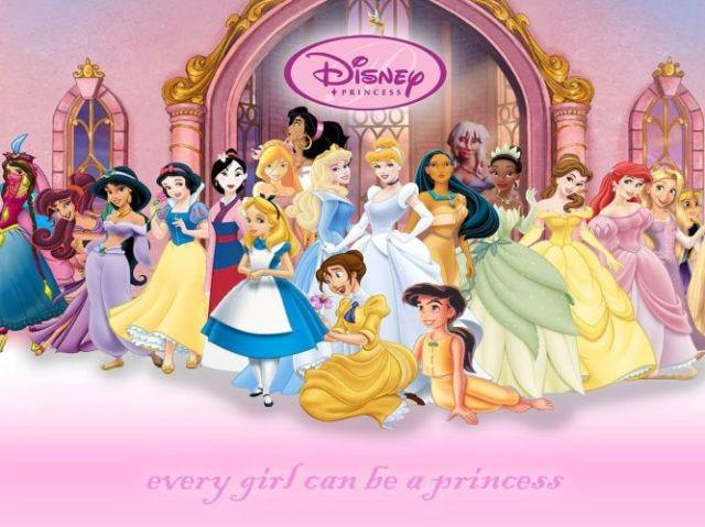 Top 10 Canções cantadas pelas Princesas Disney