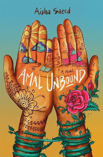 Amal Unbound, Aisha Saeed, InToriLex