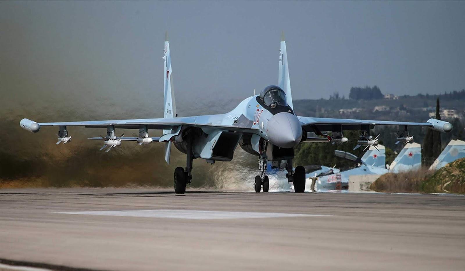 Pembelian pesawat tempur Su-35 Indonesia tertunda karena kemungkinan sanksi AS