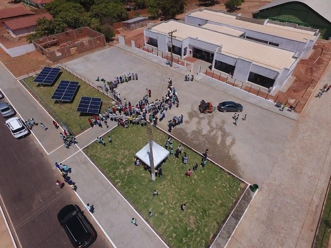 Energia Solar, o futuro já chegou em Sebastião Leal
