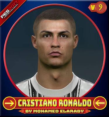 Cristiano Ronaldo New Face