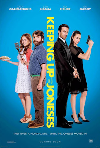 Keeping Up with the Joneses (BRRip 720p Dual Latino / Ingles) (2016)