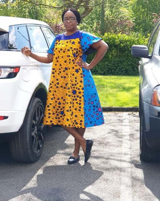 2019 Best of Ankara Short Gown Styles