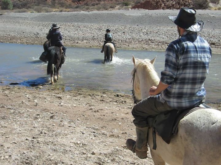 Tupiza Bolivia Horse Riding