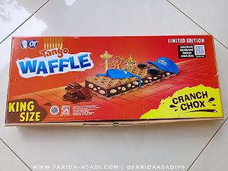 Tango Waffle Cranch Chox King Size Limited Edition