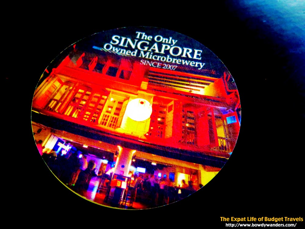 bowdywanders.com Singapore Travel Blog Philippines Photo :: Singapore :: 6 Singapore Night Out Bar Places You Should Choose
