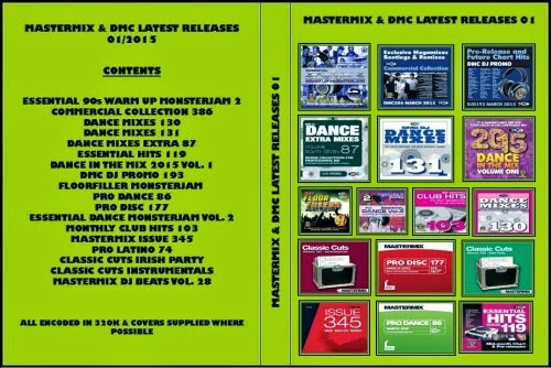 Mastermix & DMC Latest Releases 2015 Download Free