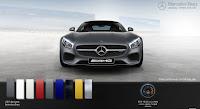 Mercedes AMG GT S 2016 màu Xám Selenite Designo 297