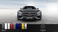 Mercedes AMG GT S 2018 màu Xám Selenite Designo 297