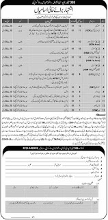 Join Pak Army Advertisement 2020, 305 Spares Depot EME Karachi