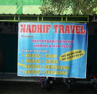 Travel Kudus ke