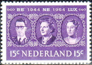 Netherlands 1964 Benelux