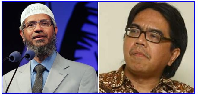 Pertanyaan Ade Armando Tentang Surga Sebenarnya Pernah Dipertanyakan Pada Dr Zakir Naik, dan INILAH Reaksi Dr Zakir Naik Atas Pertanyaan Tersebut!