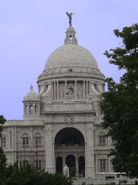 South View of Victoria Memorial, Kolkata
