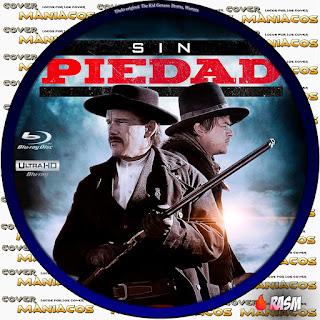 SIN PIEDAD - THE KID - 2019 [COVER BLU RAY]