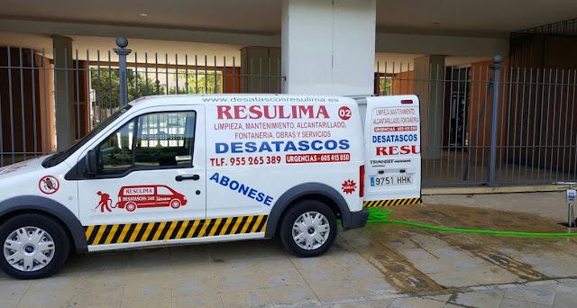Empresa de desatascos en Sevilla