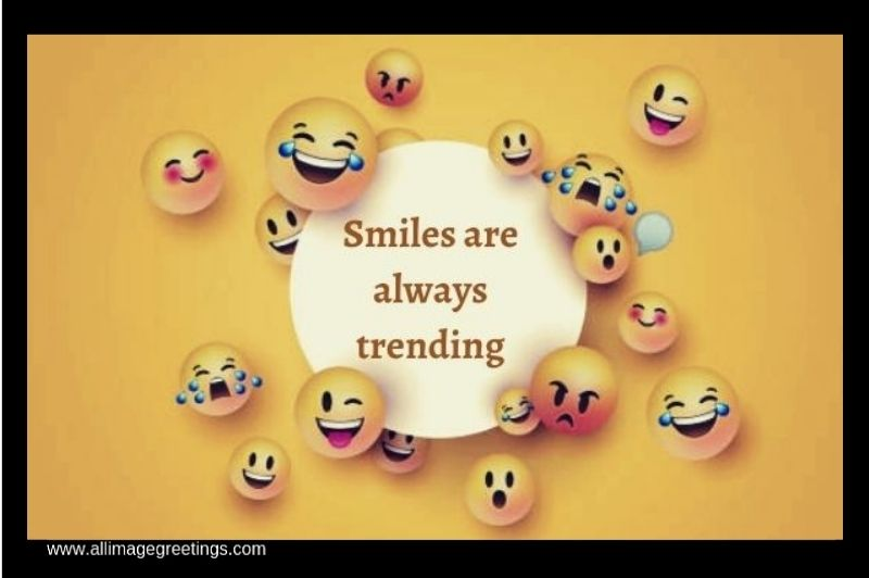 fb quotes on smile