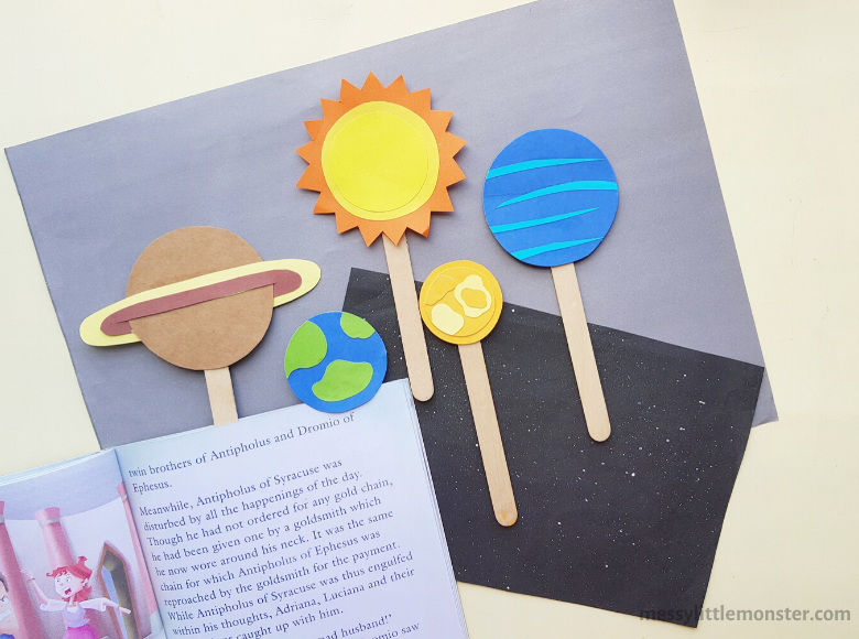 Planet Craft for Kids