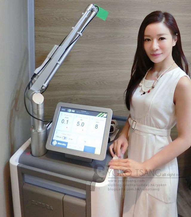 » 2016最強醫美技術 — Pico Laser(下集)降服萬惡荷爾蒙斑 » Yoko Tsang's blog
