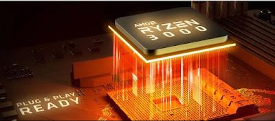 AMD Ryzen 3000 Generasi Ketiga