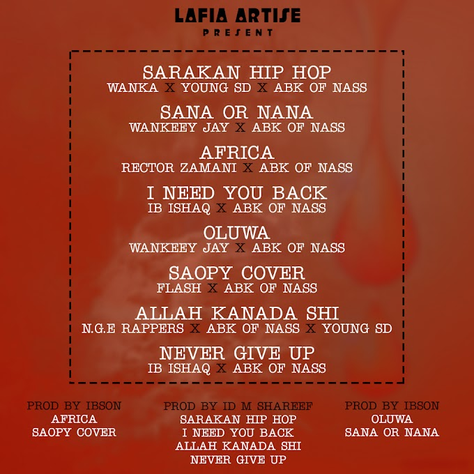 [Album/EP] ABK Of Nass Has Been Featured