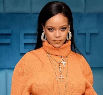Kisah Inspiratif Rihanna, Berasal Dari Keluarga Broken Home