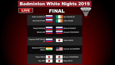 White Nights 2019