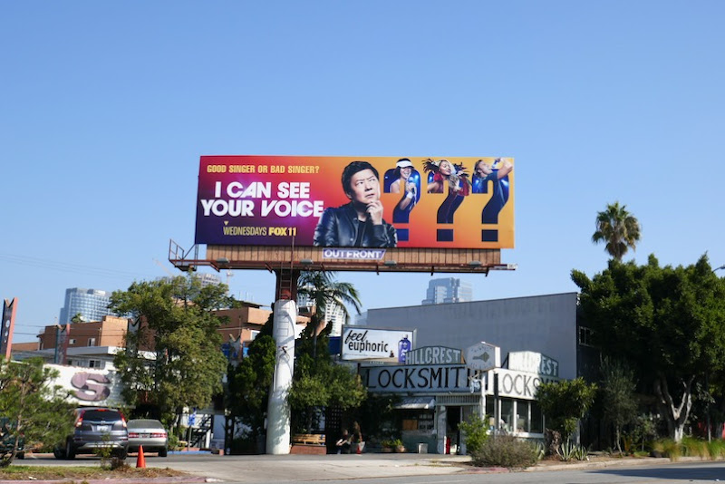 I Can See Your Voice season 1 billboard