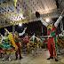 Comerciantes iniciam montagem de estruturas no Ponto Cem Réis nesta terça-feira (12)