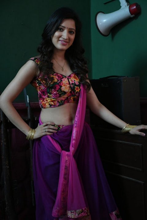 Richa Panai in Rakshaka Bhatudu Movie