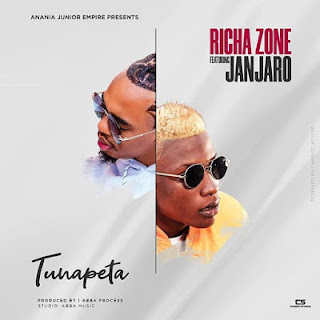 Richa Zone Ft Janjaro - Tunapeta mp3 download