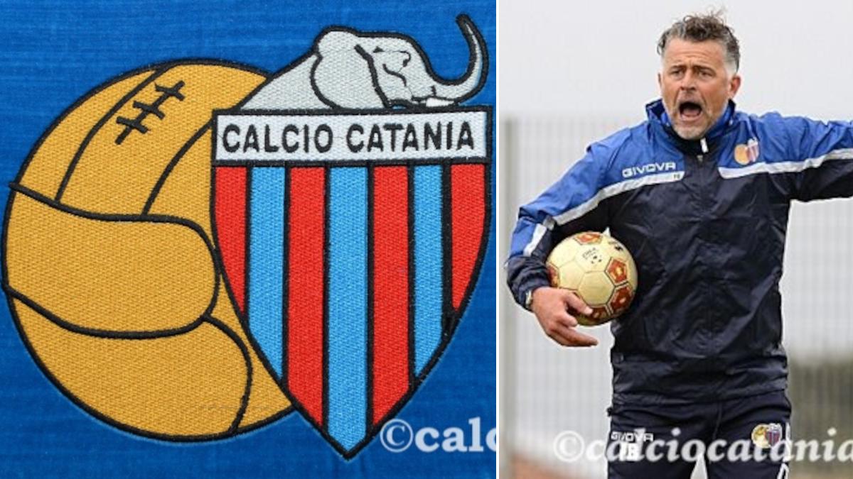 Calcio catania ritiro precampionato Serie C 2022