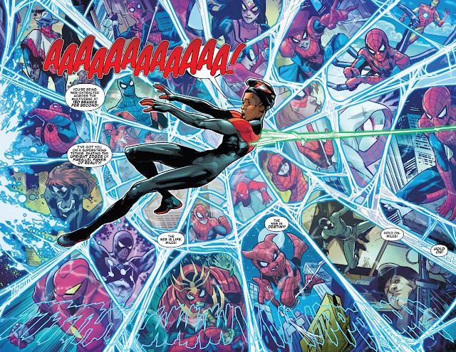 Reseña de Universo Spiderman: Spider-Cero, de Jed MacKay - Panini Comics