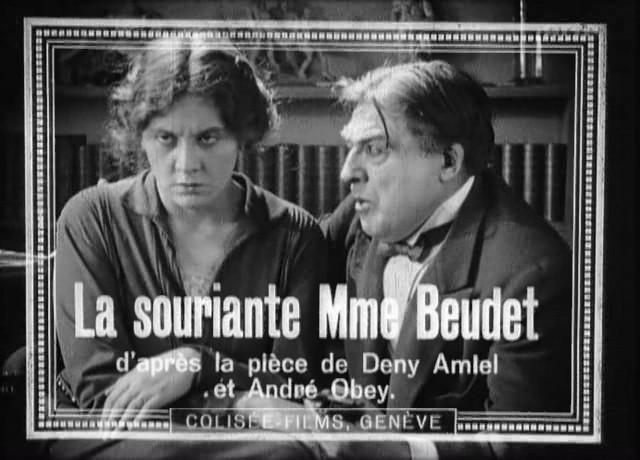 La sonriente Madame Beudet, la primera película feminista