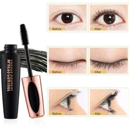 Best mascara, 4d Silk Fiber Eyelash Mascara