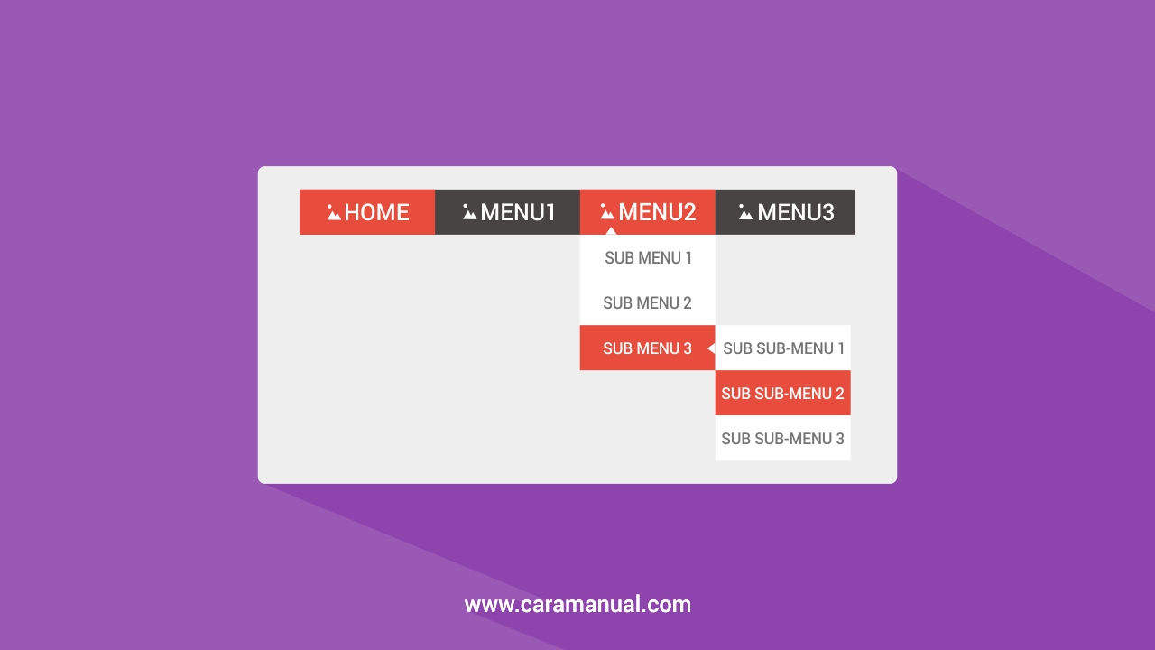 Cara Membuat Menu Dropdown Multilevel Responsive di Blogger