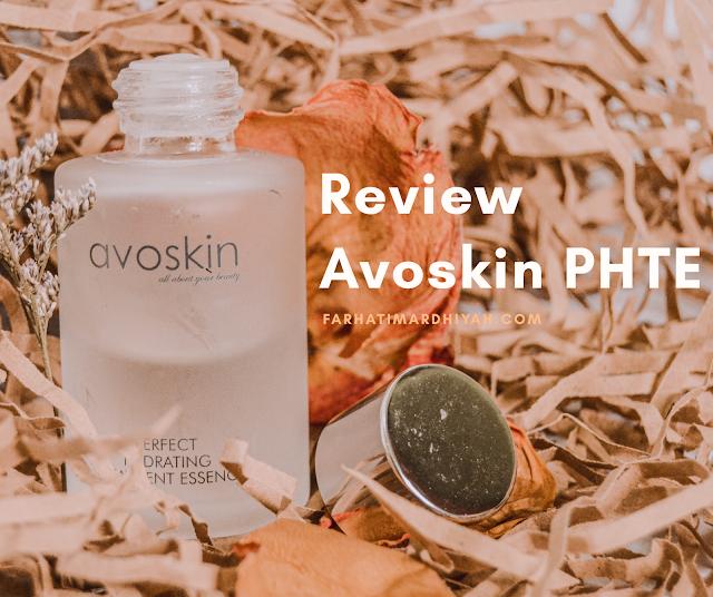 Review Avoskin PHTE kulit berjerawat,Review Avoskin PHTE kulit berminyak, Avoskin PHTE untuk menghilangkan bekas jerawat, Avoskin PHTE untuk kulit sensitif, hasil pemakaian avoskin phte, tahap penggunaan avoskin phte