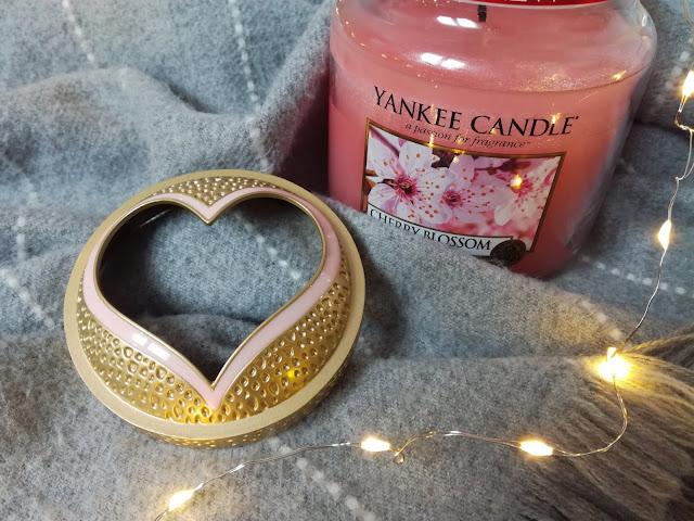 Illuma-lid Pastel Romance Yankee Candle